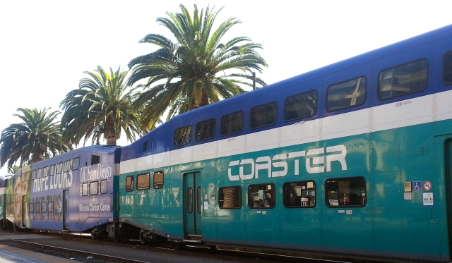 More light rail = preservation of San Diego's beauty, and more of us out of our cars to enjoy it.